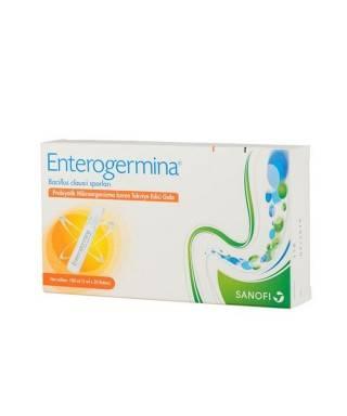 Enterogermina Yetişkinler İçin 5 x 20 ml Flakon
