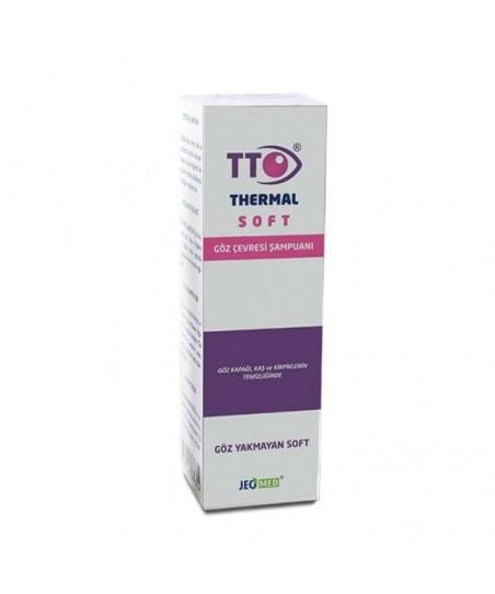 TTO Soft Göz Şampuanı 125 ml