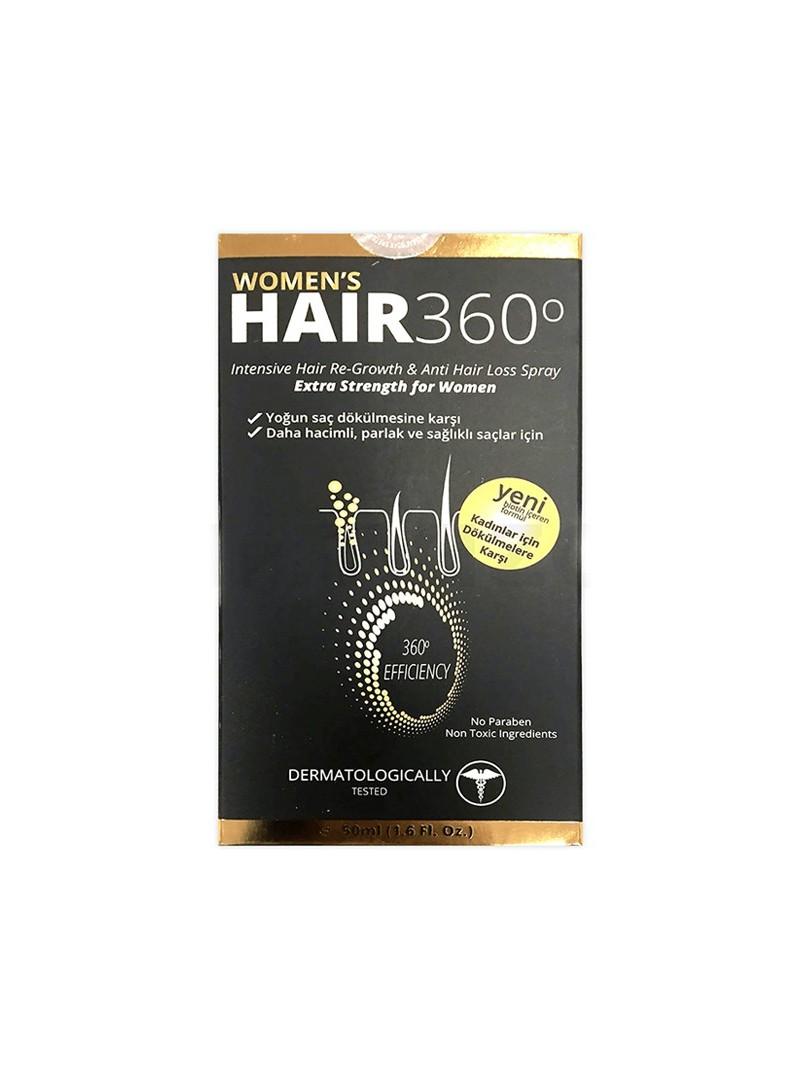 Hair 360 Women Sprey 50ml