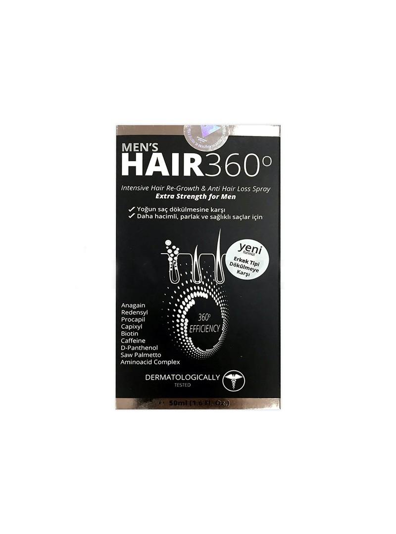 Hair 360 Men Sprey 50 ml