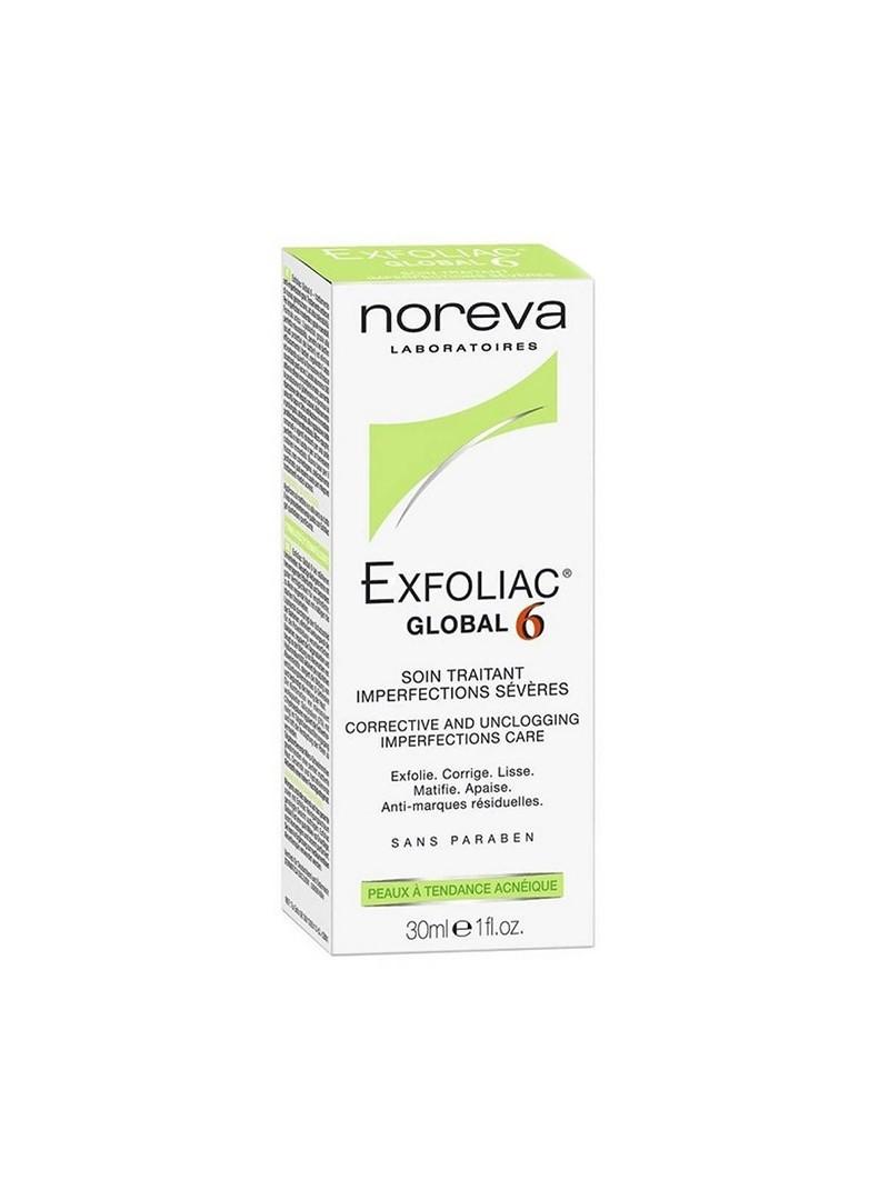 Noreva Exfoliac Global 6 Cream 30ml