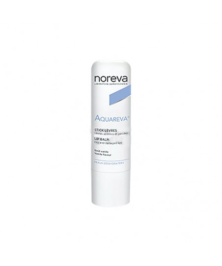 Noreva Aquareva Stick Levres Moisturizing Lip Balm 4 gr