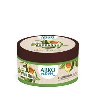 Arko Nem Avokado Yağlı Bakım Kremi 250 ml