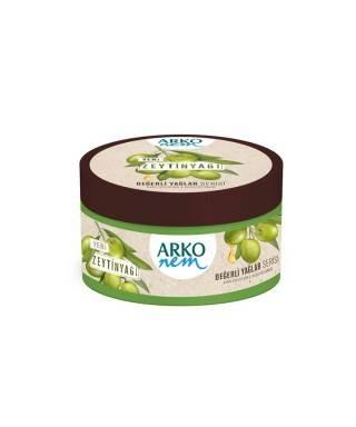 Arko Nem Değerli Yağlar Zeytinyağlı Besleyici Bakım Kremi 250 ml