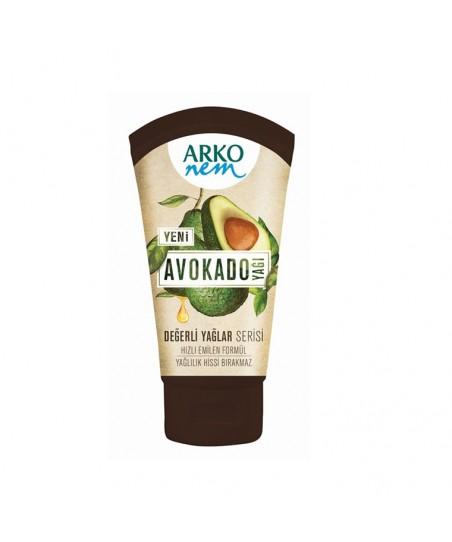Arko Nem Avokado Yağlı Bakım Kremi 60 ml