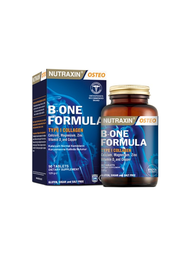 Nutraxin B-One Formula 90 Tablet