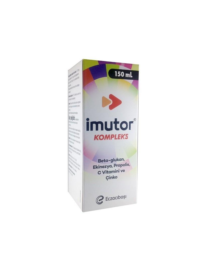 OUTLET - Imutor Kompleks Şurup 150 ml