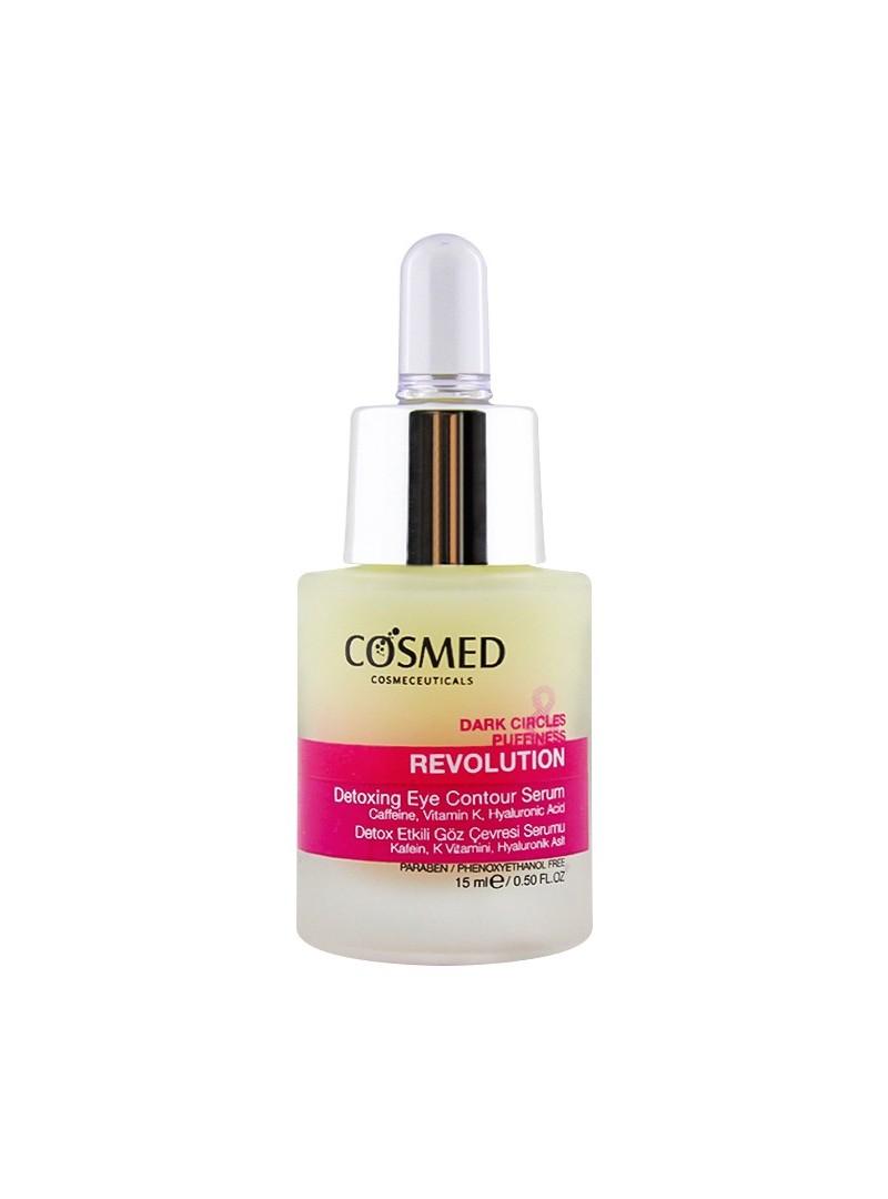 Cosmed Revolution Detox Etkili Göz Çevresi Serumu 15 ml
