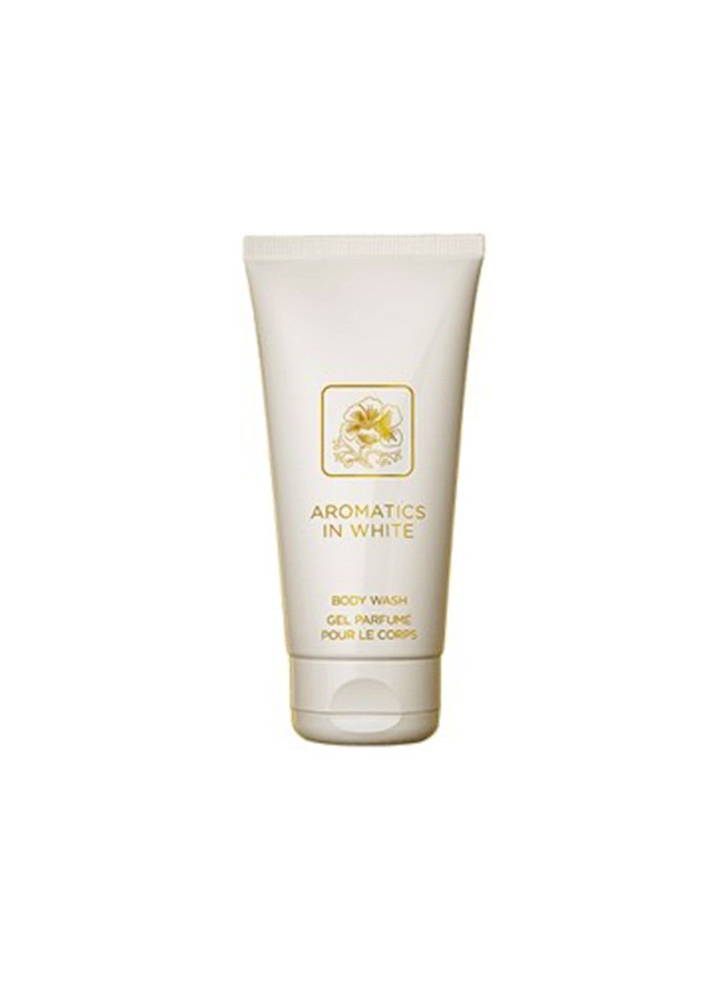 OUTLET - Clinique Aromatics in White Body Wash - 75ml