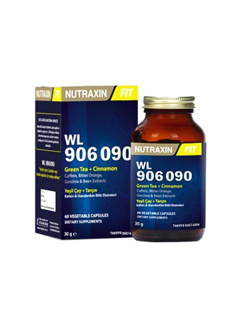 Nutraxin WL 906 090 Kapsül