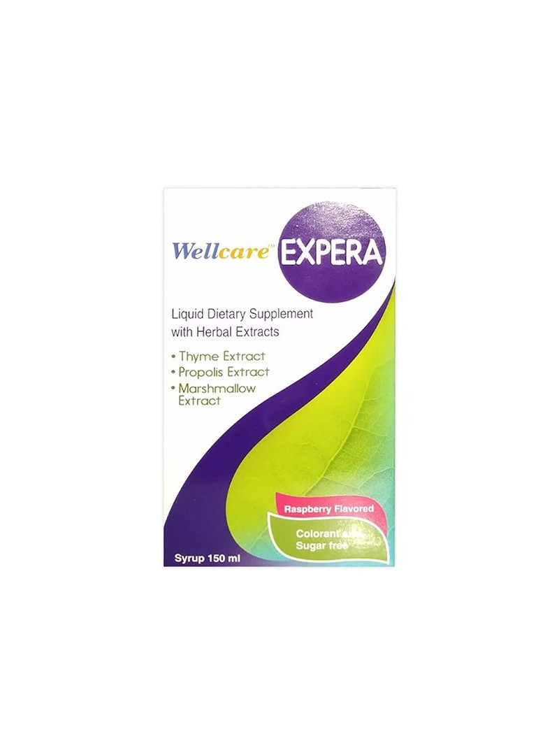 Wellcare Expera Şurup 150 ml