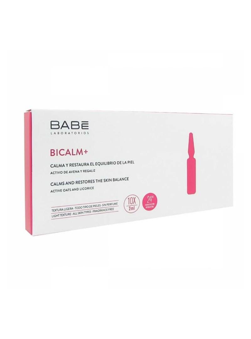 Babe Bicalm+ Ampül Yatıştırıcı Konsantre Bakım 10x2 ml