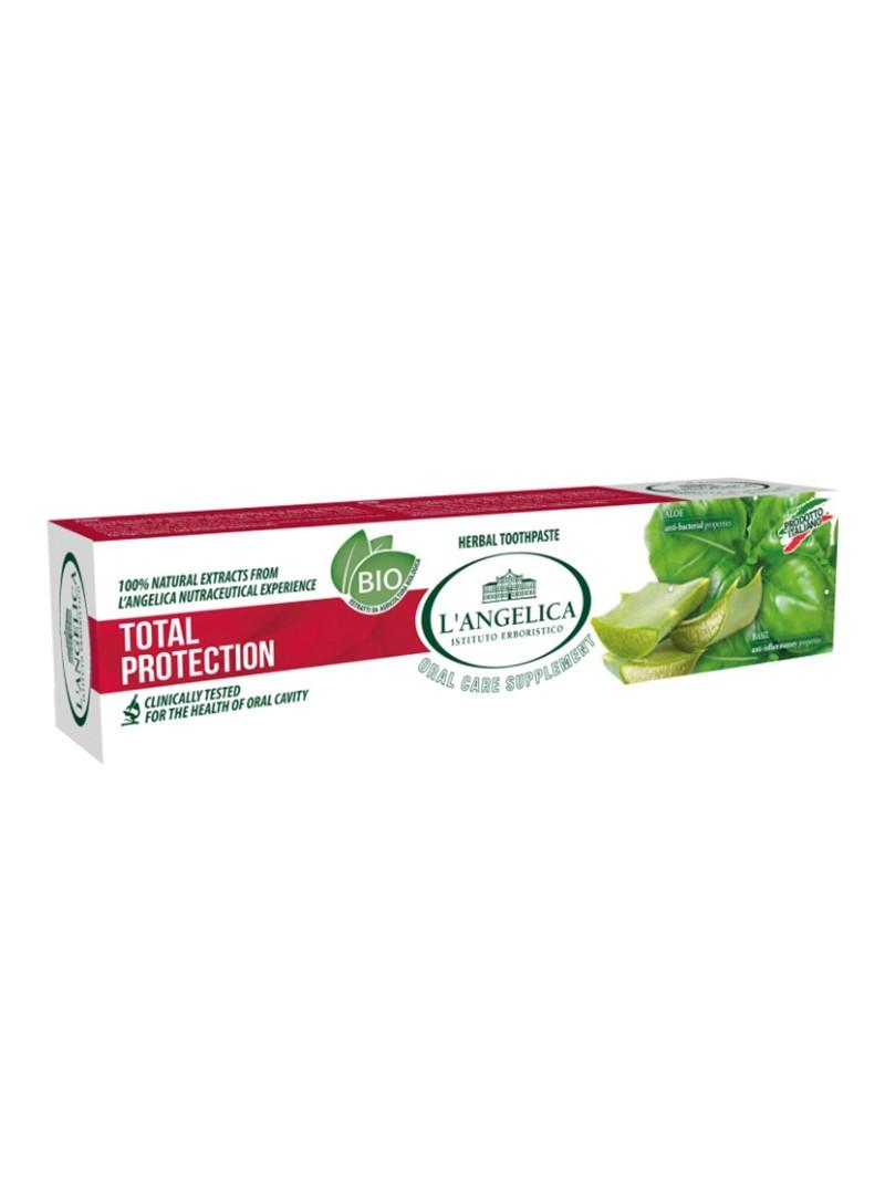 Langelica Aloe Vera Diş Macunu Tam Koruma 75 ml