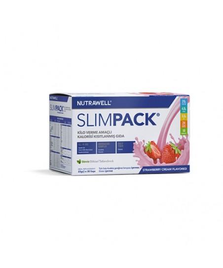 Nutrawell Slimpack 22 gr x 30 Şase