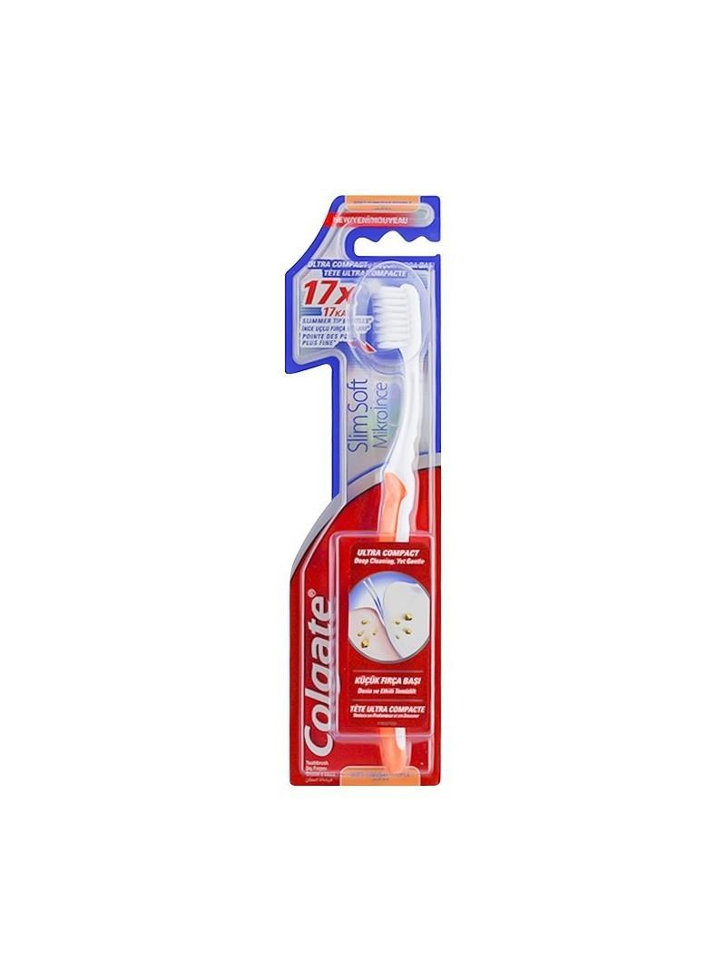 OUTLET - Colgate 17X Slim Soft Mikro İnce Diş Fırçası