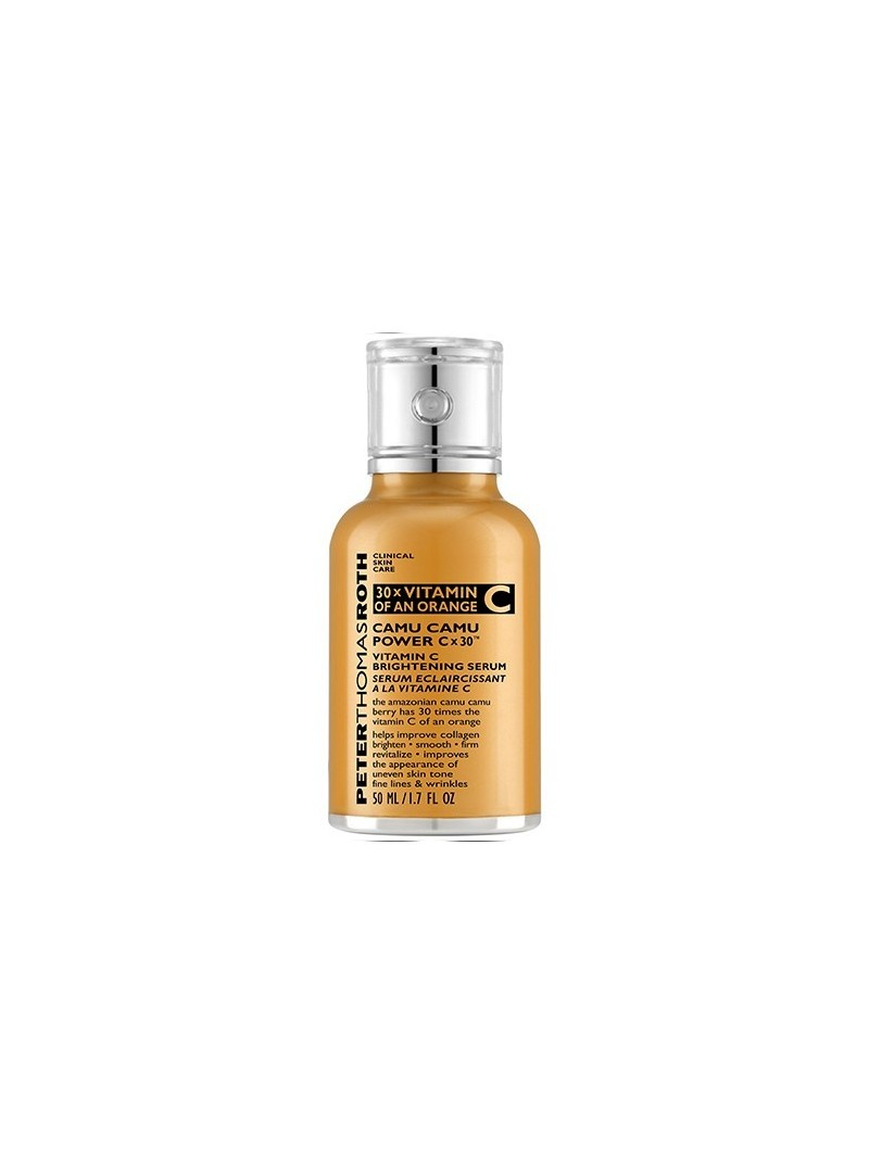OUTLET - Peter Thomas Roth Camu Camu Power CX30 Vitamin C Brightening Serum 50ml