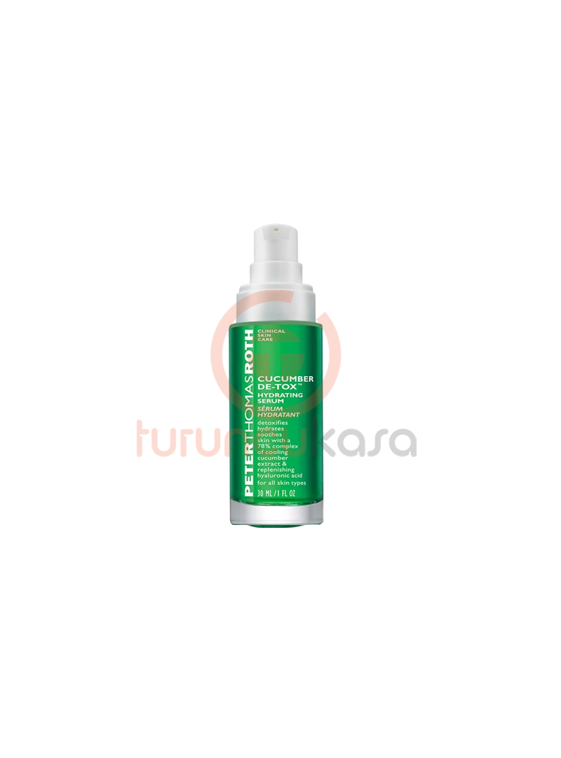 OUTLET - Peter Thomas Roth Cucumber De-Tox Hydrating Serum 30ml
