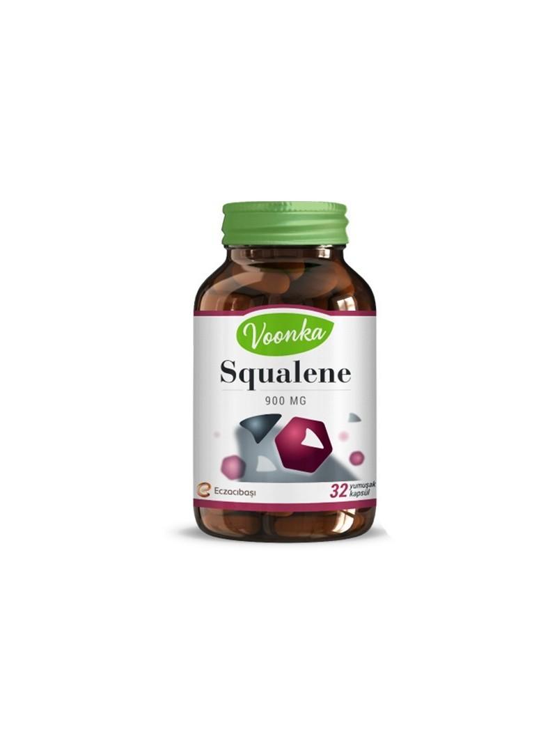 OUTLET - Voonka Squalene 32 Kapsül