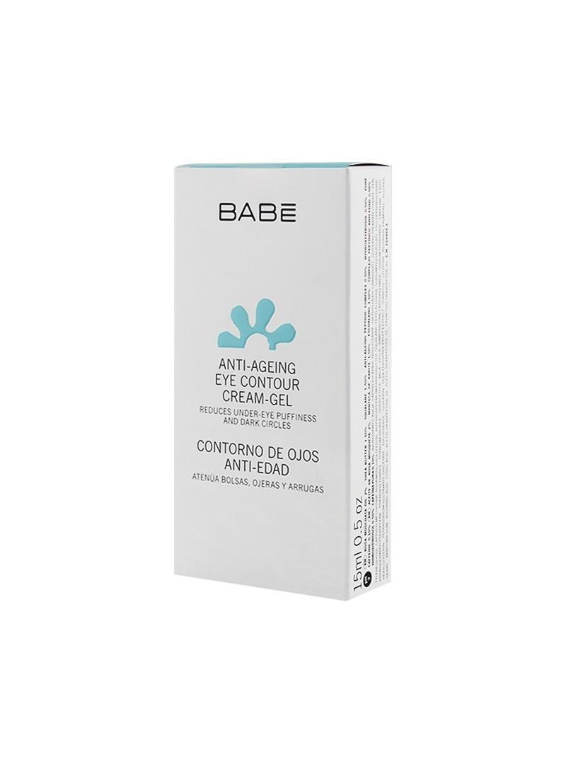 OUTLET - Babe Anti Aging Eye Contour Cream Gel 15 ml Göz Çevresi Kremi