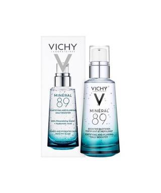 Vichy Mineral 89% Mineralizing Water + Hyaluronic Acid