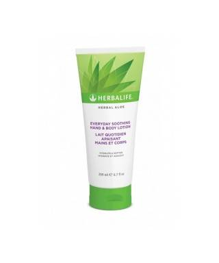 Herbalife Herbal Aloe El ve Vücut Losyonu 200 ml