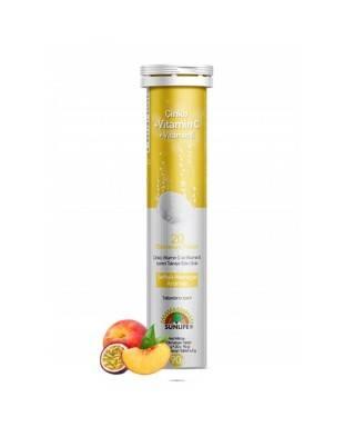 Sunlife Çinko + Vitamin C +...