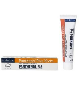 Alldermo Panthenol Plus Krem 40 gr