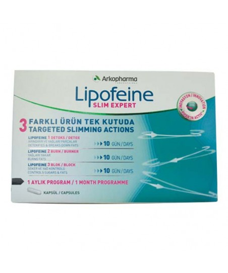 Arkopharma Lipofeine Slim Expert