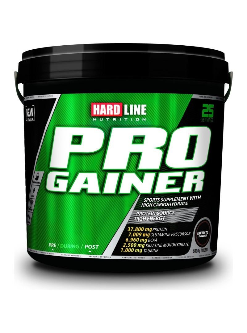 Hardline Nutrition Progainer Çilek 5000gr