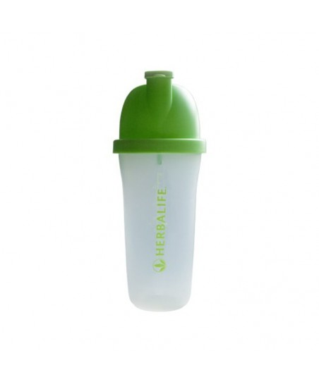 Herbalife Shaker Yeşil Kapaklı