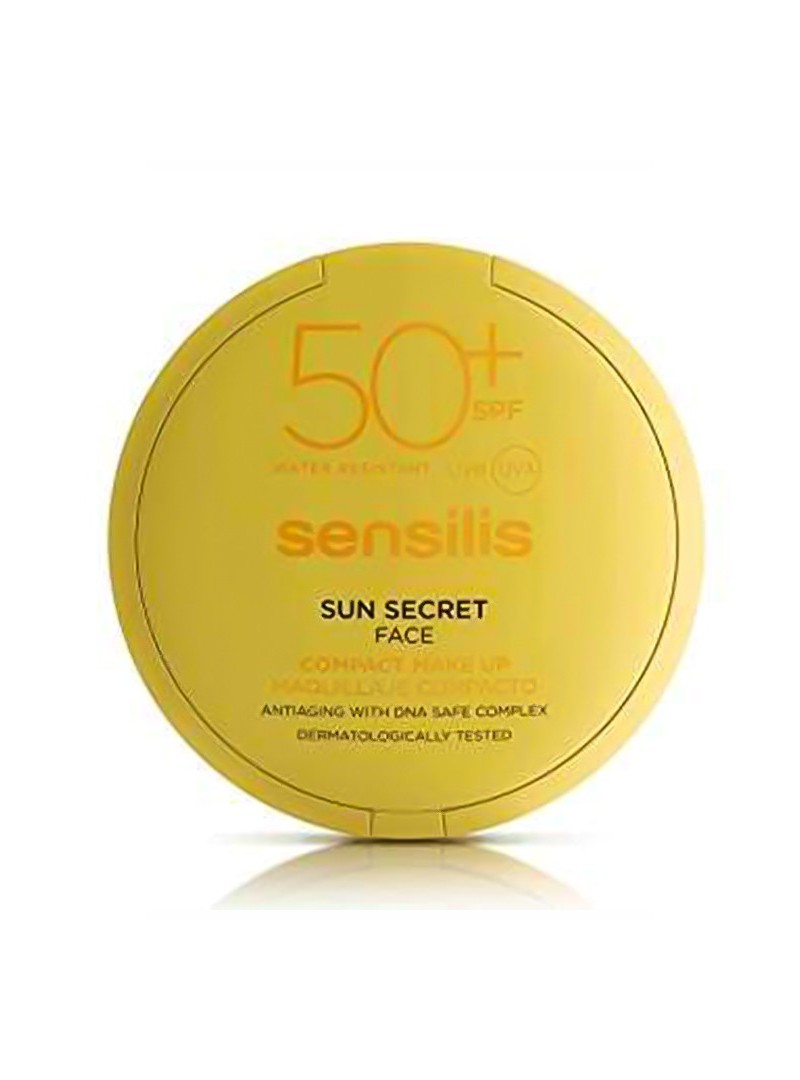 Sensilis Sun Secret Protective & Anti Aging Compact Spf50+ 10g
