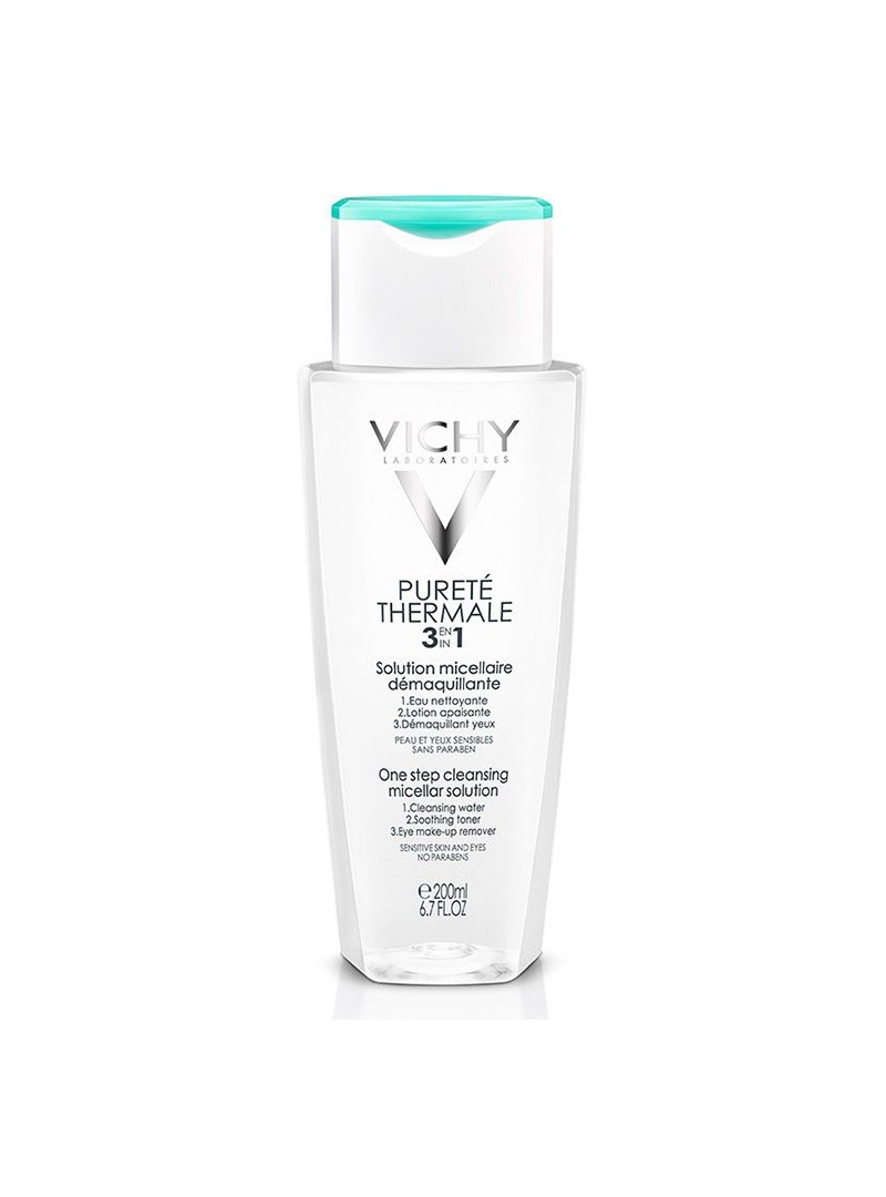 Vichy Purete Thermale Solution Micellaire 200ml