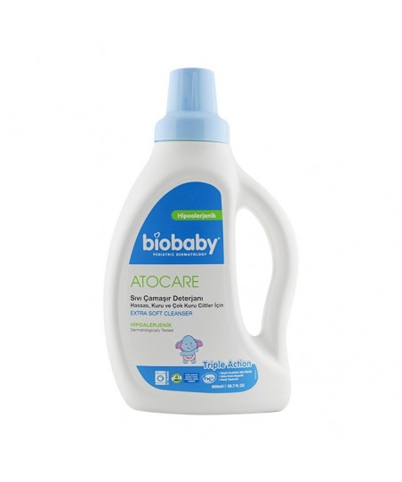 Biobaby Atocare Sıvı Çamaşır Deterjanı 850ml