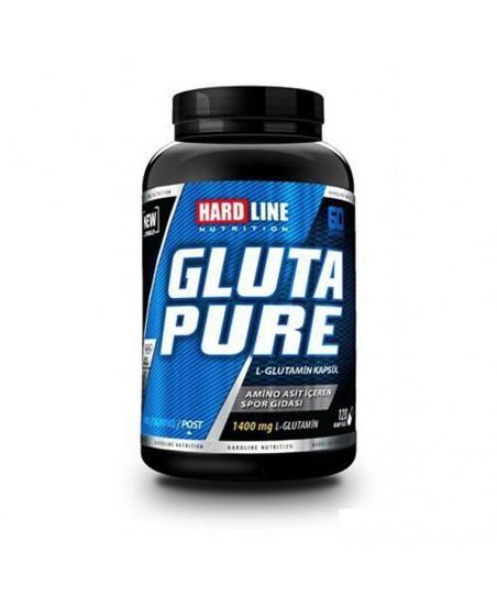 Hardline Nutrition Glutapure 120 Kapsül