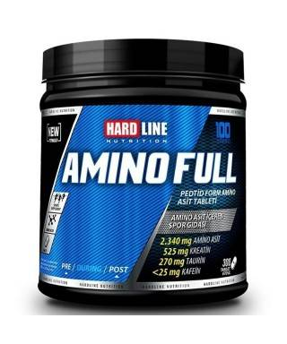 Hardline Amino Full 300 Tablet