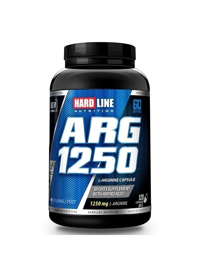 Hardline ARG 1250 120 Tablet