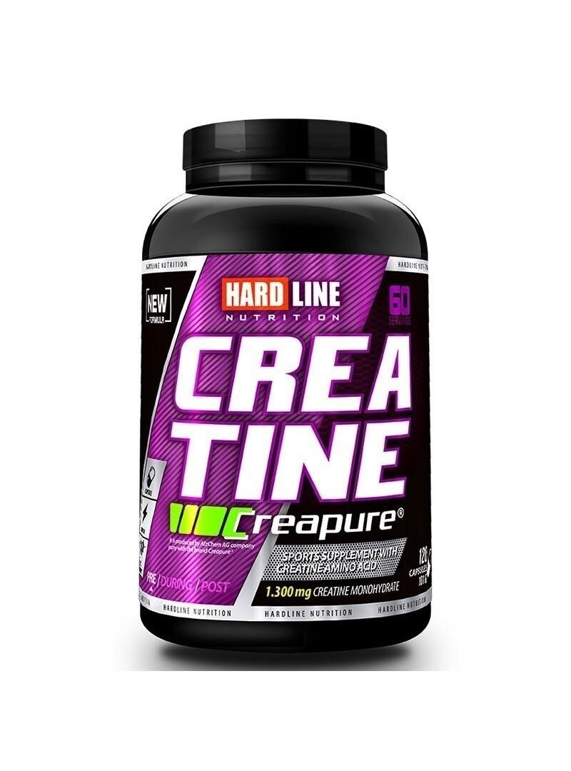 Hardline Creapure 120 Kapsül