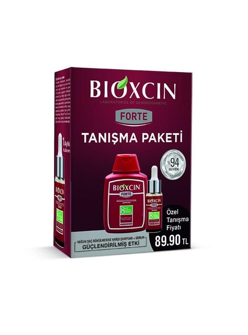 Bioxcin Forte Tanışma Paketi