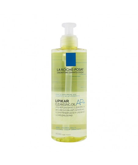 La Roche Posay Lipikar Cleansing Oil AP+ 400ml
