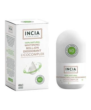 Incia Beyazlatıcı Roll On Deodorant 50 ml