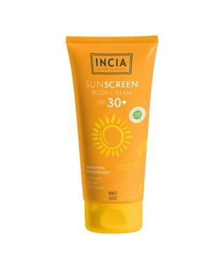 Incia Vücut İçin Doğal Güneş Kremi SPF 30 - 100 ml