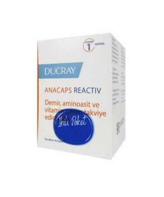 Ducray Anacaps Reactive 30 Kapsül 1+1