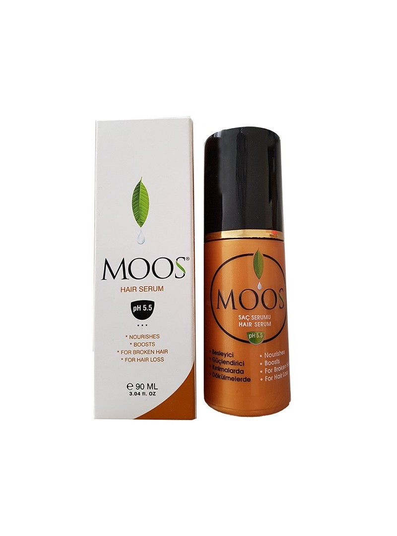 OUTLET - Moos Saç Dökülmesi Karşıtı Serum 90 ml