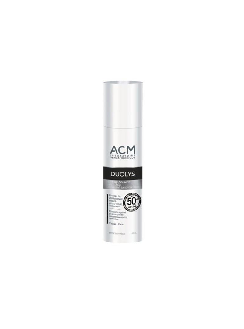 ACM Duolys Anti-Ageing Sunscreen Cream SPF 50+ 50 ml - Yaşlılık Karşıtı
