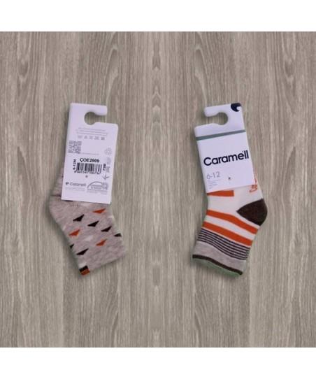 OUTLET - Caramell 2'li Erkek Çorapları