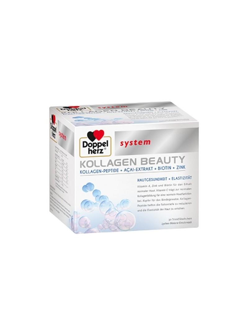 Doppelherz System Kollagen Beauty Takviye Edici Gıda 750 ml