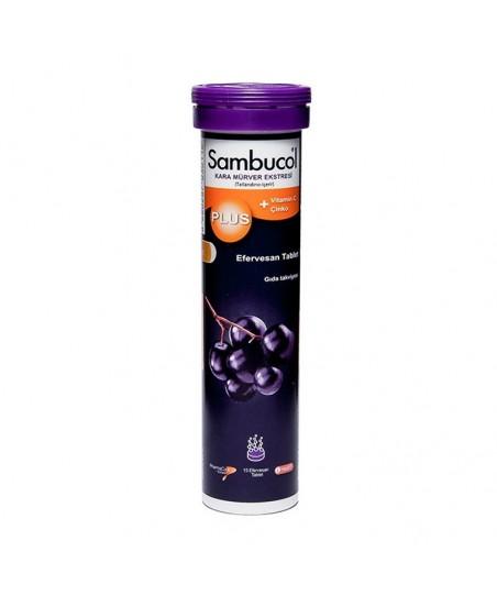 Sambucol Plus Efervesan 15 Tablet