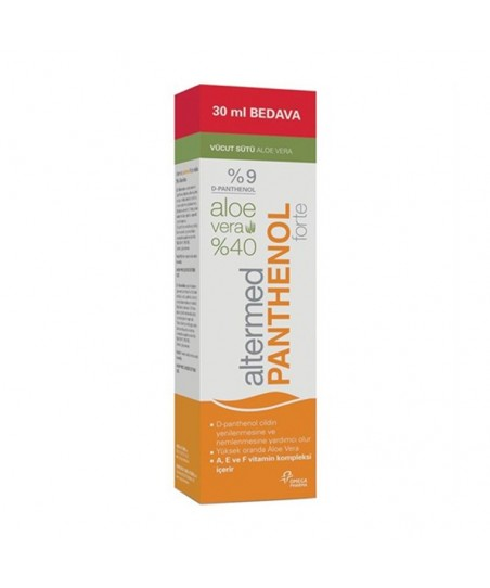 Altermed Panthenol Forte Vücut Sütü %9 230 ml