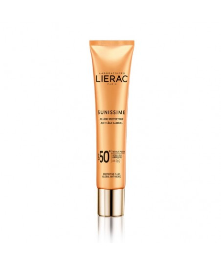 Lierac Sunissime Fluide Protecteur Anti-Age Global SPF50+ 40ml
