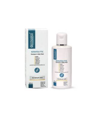 Dermoskin Keratolytic Şampuan 200 ml